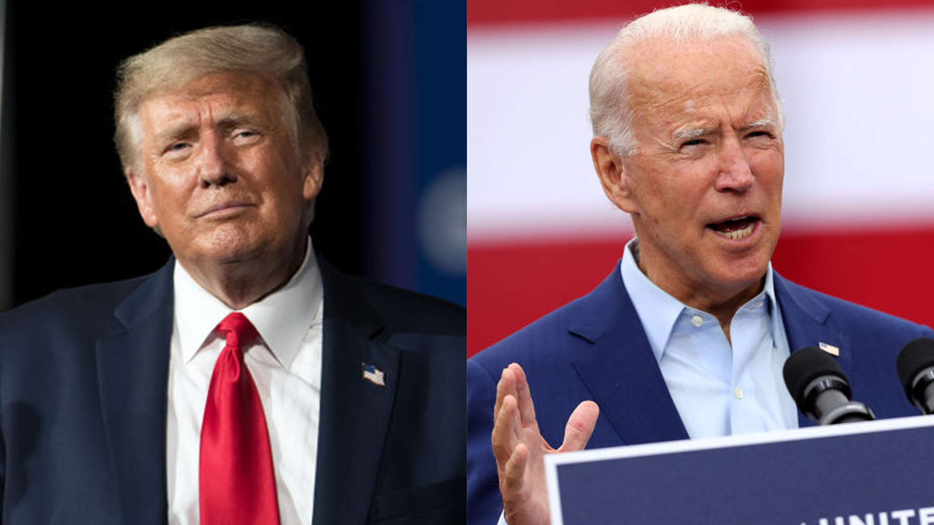 Trump or Biden? Latest polls in the 6 states that could decide the election    WDTN.com