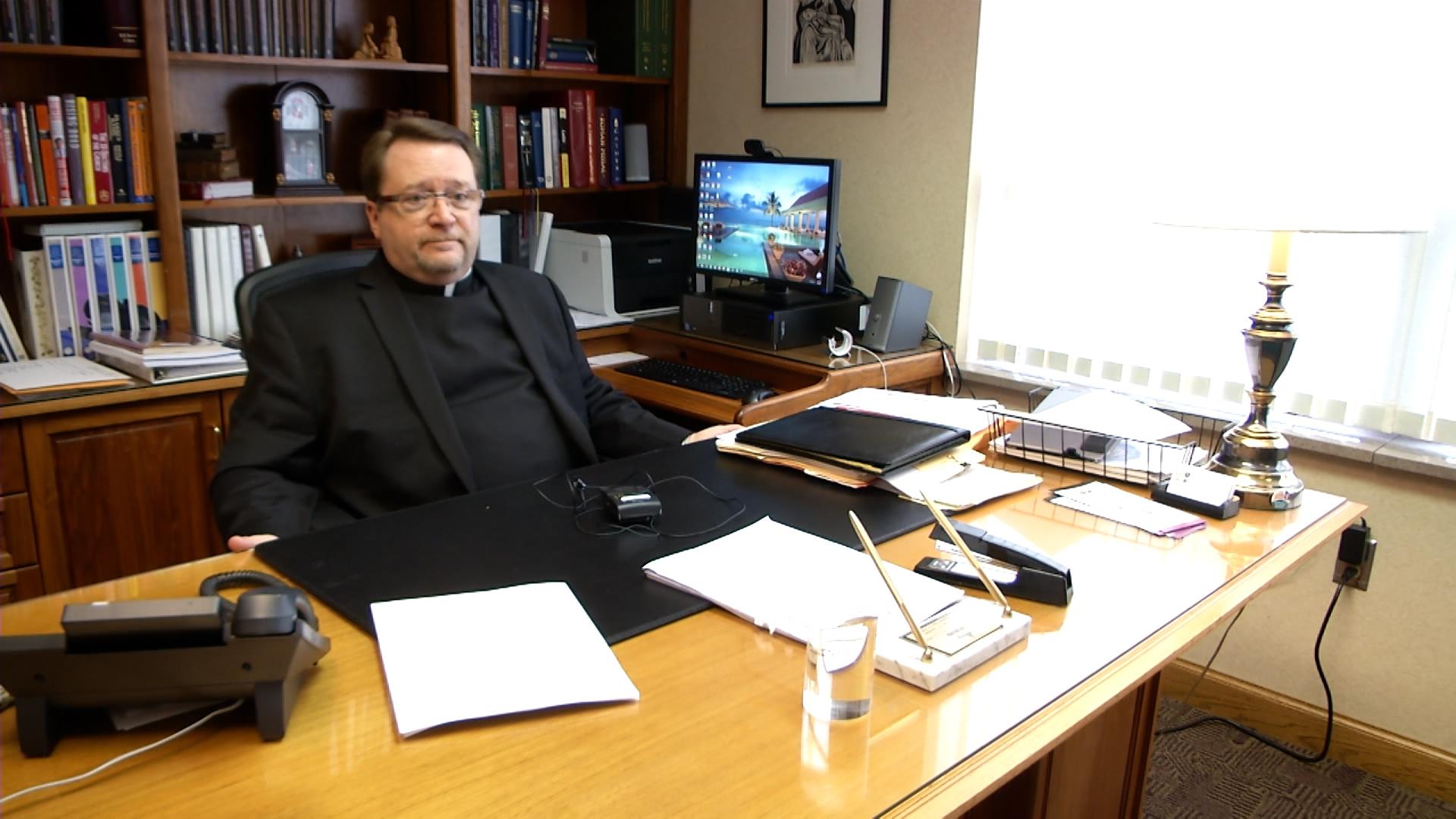 Fr. Tony Cutcher