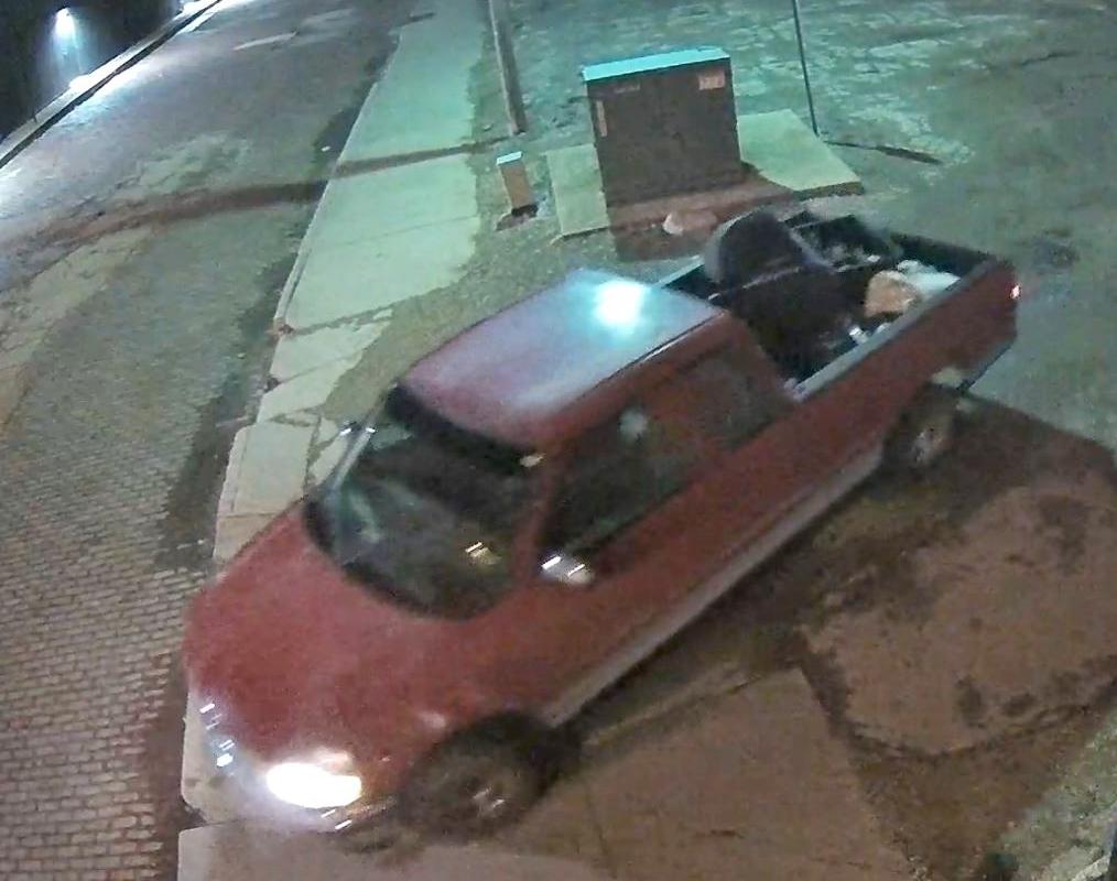 3121 East Third B&E Suspect Vehicle 2