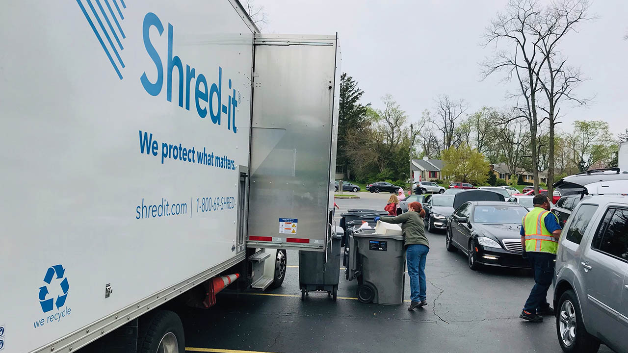 ID shredding event