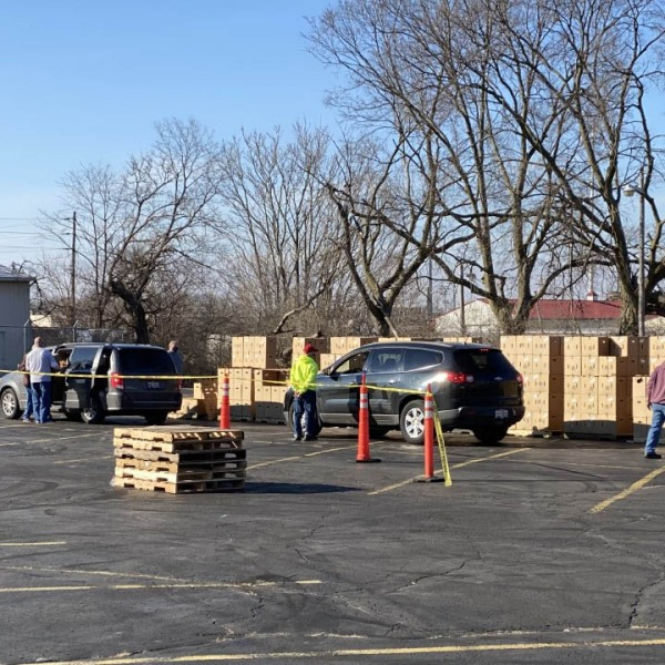 4-29 Feb Food Giveaway Old North Dayton