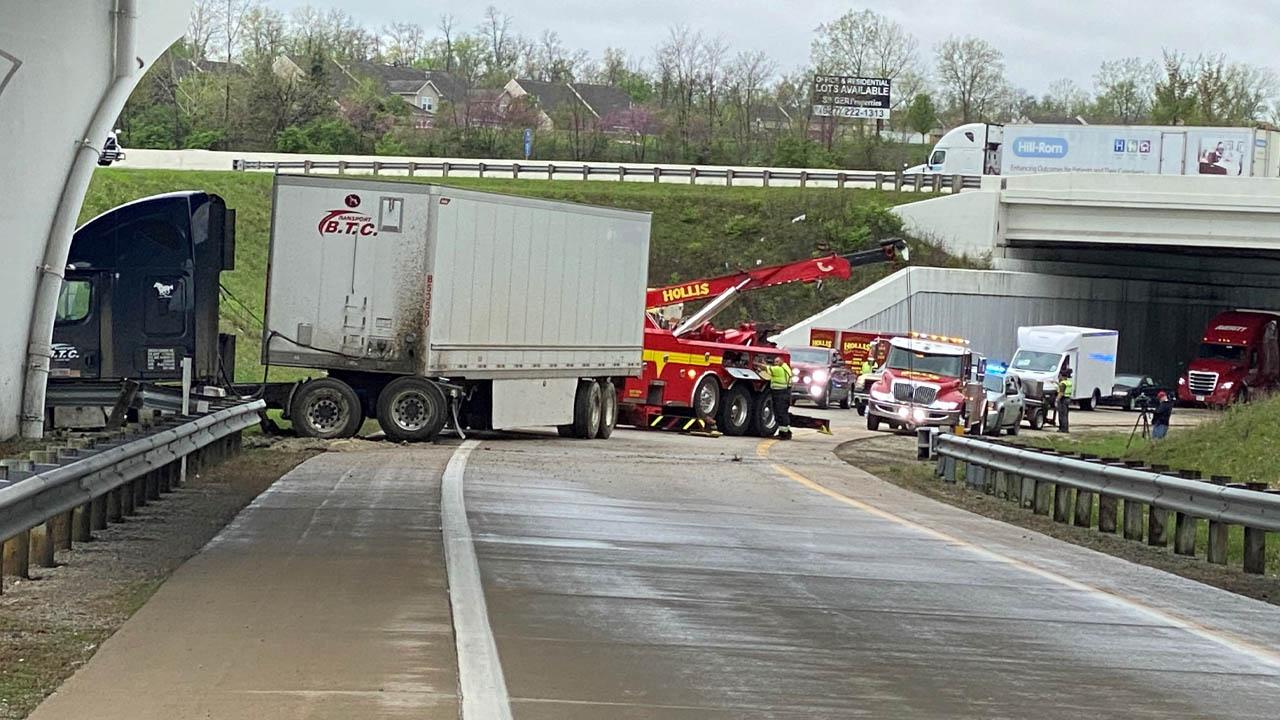 4-29 I-70 Semi Crash
