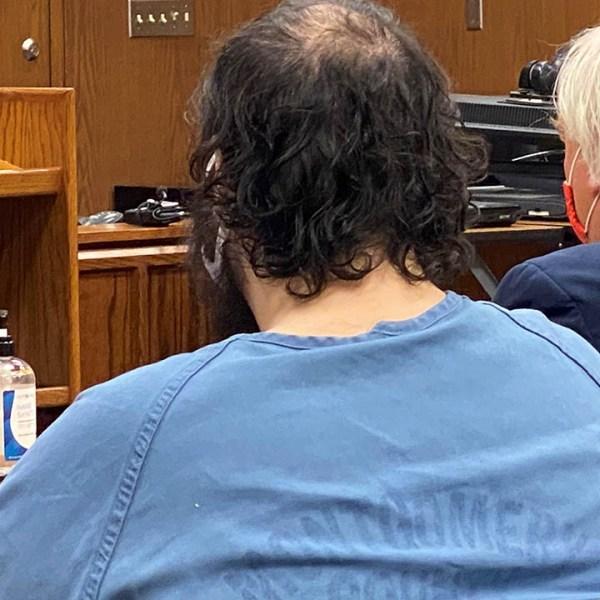 4-29 Johnny Hansen in Court