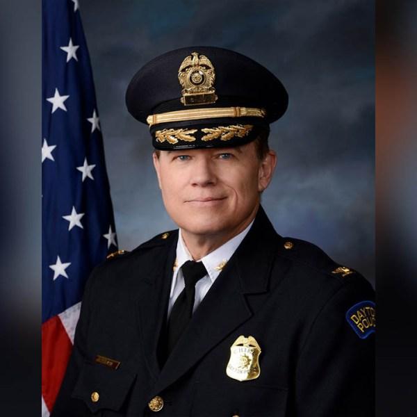 Dayton Police Chief Biehl