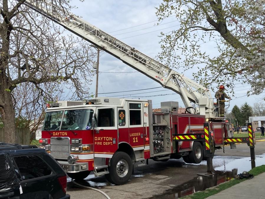 4-8 McReynolds Fire