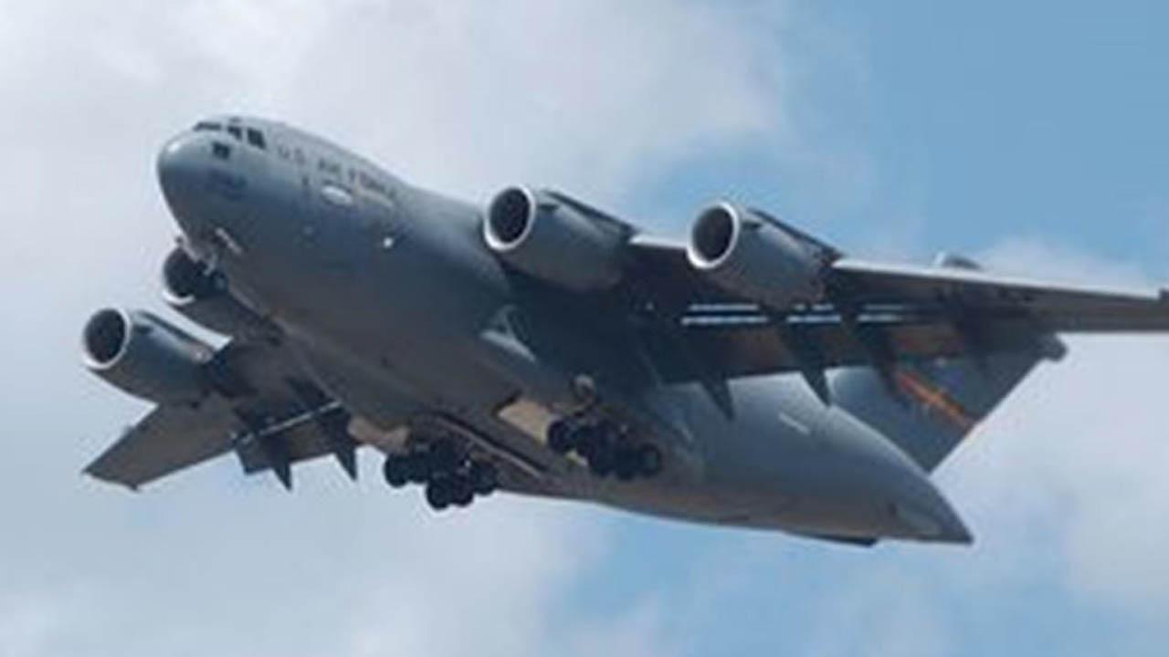 U.S. Air Force Boeing C-17 Globemaster III