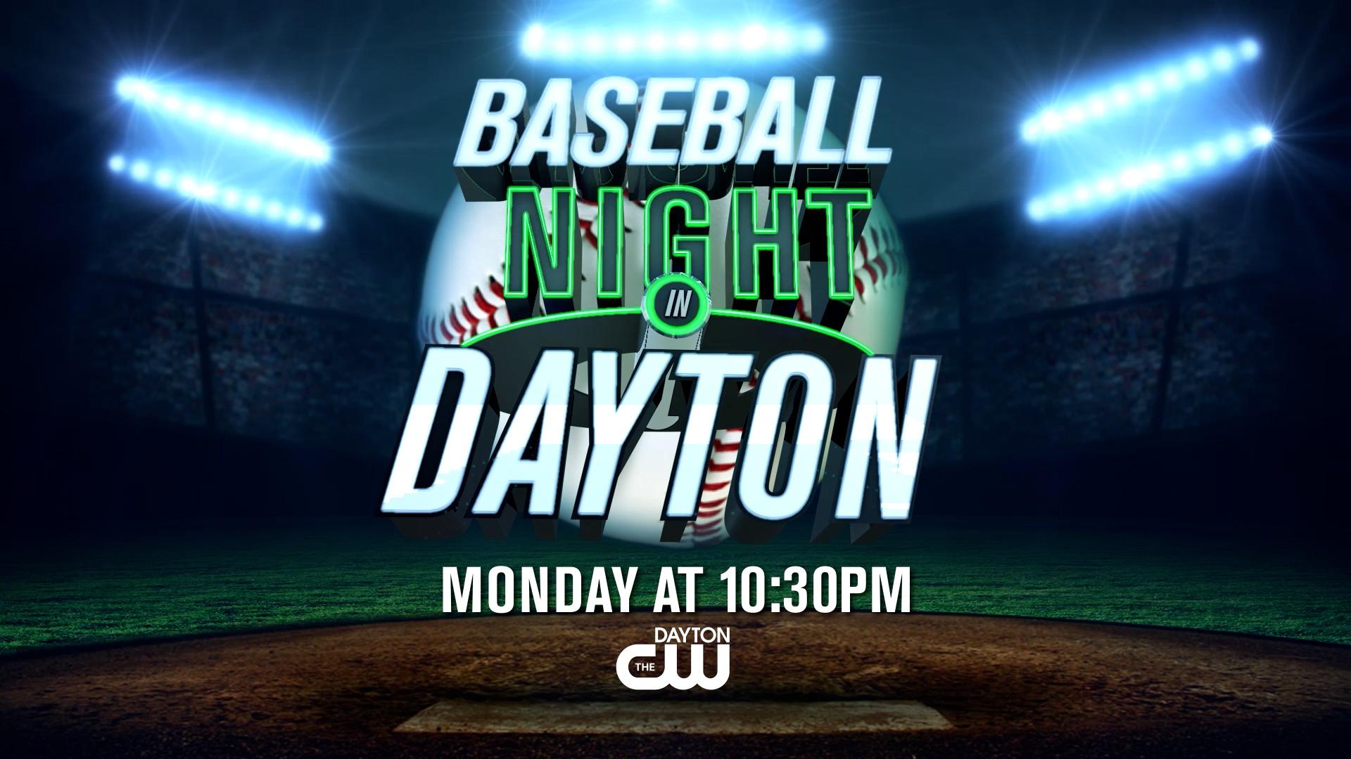 Baseball Night in Dayton