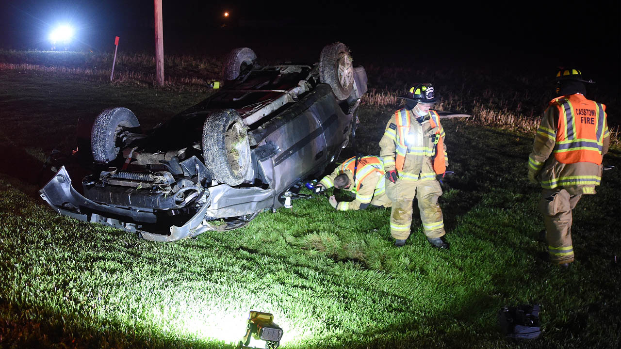Casstown fatal crash
