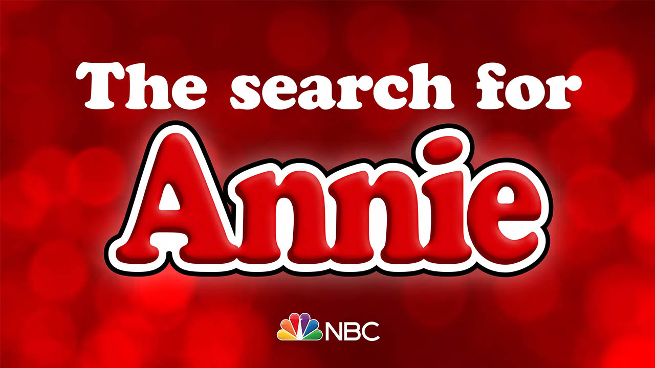 Annie live casting search