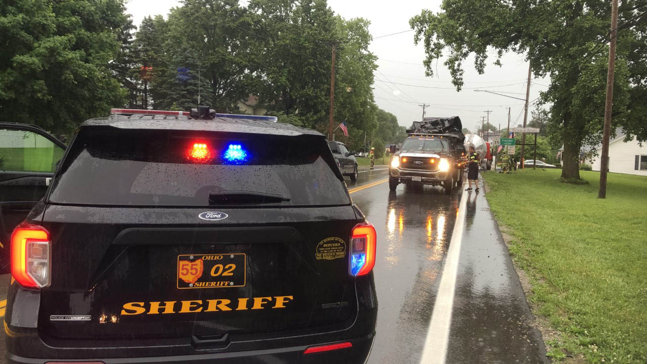 Miami County crash