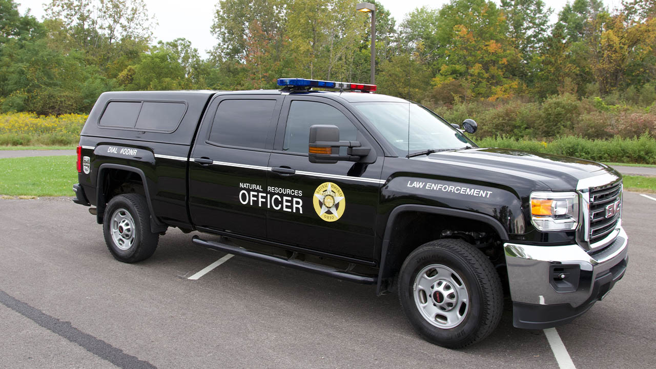ODNR vehicle