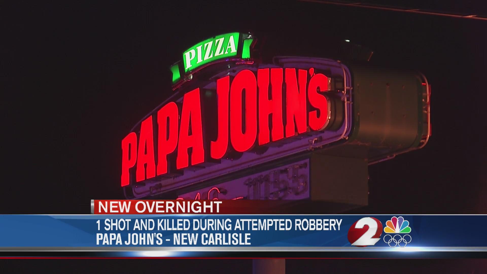 Papa John's shooting