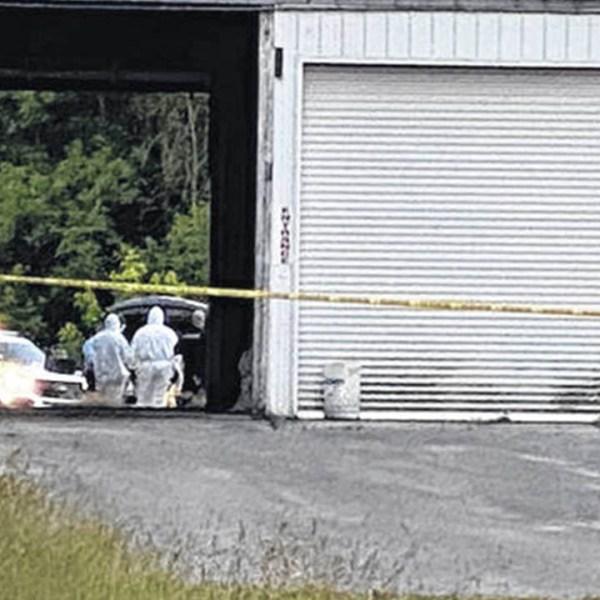 body found in Greenville