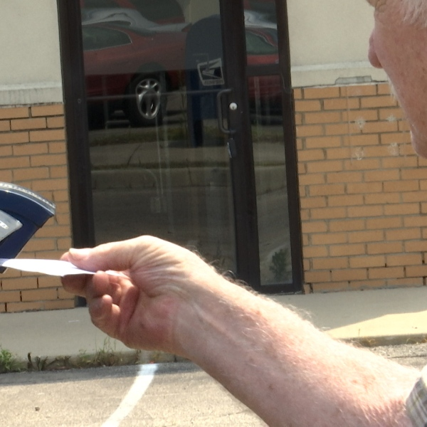 Mail Box thefts (WDTN photo)