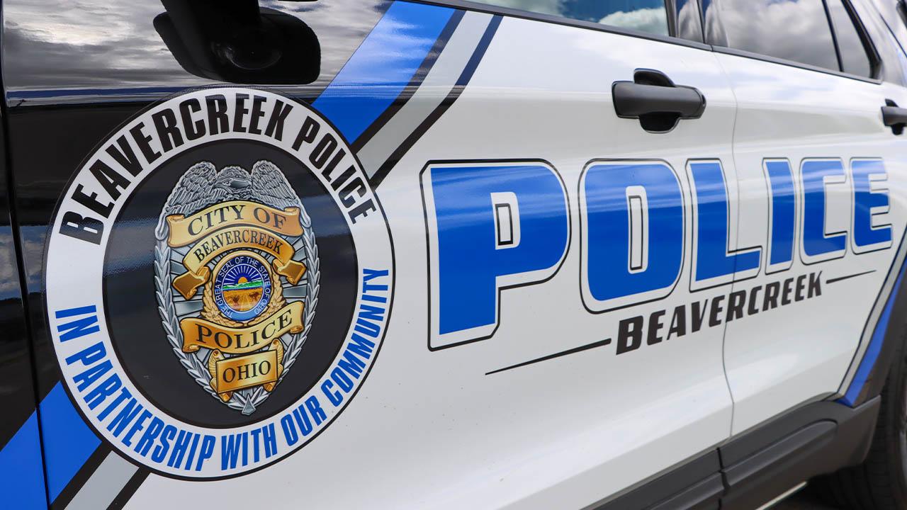 Beavercreek Police cruiser 2