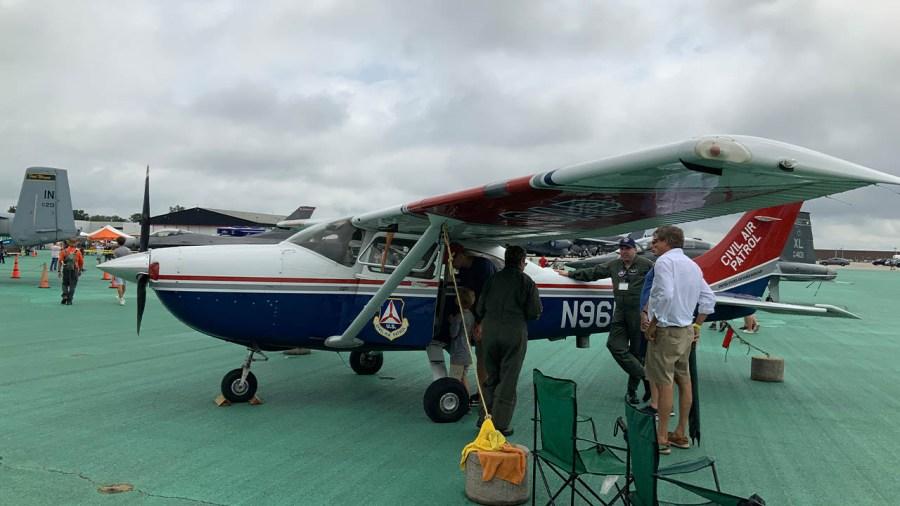 DAS Civil Air Patrol Cessna 182 (1)