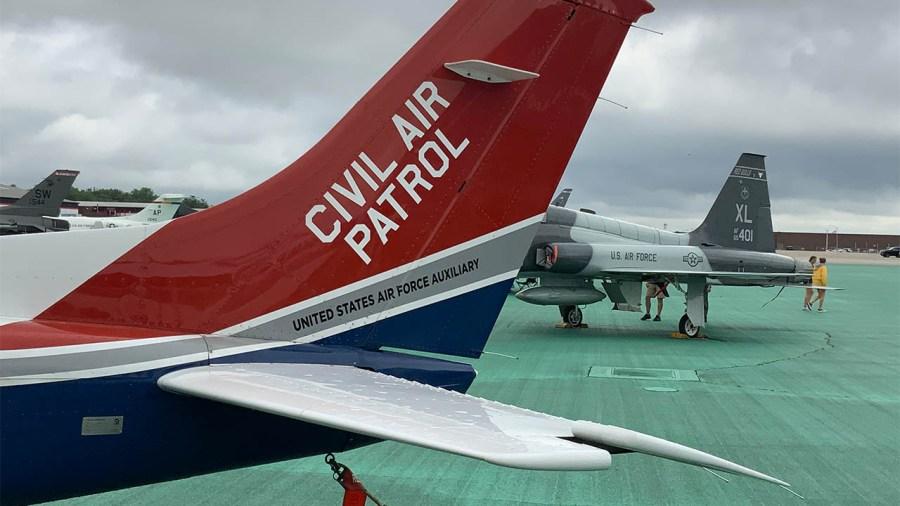 DAS Civil Air Patrol Cessna 182 (4)