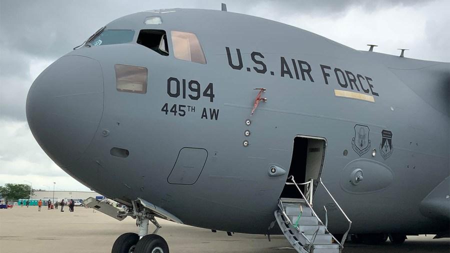 DAS U.S. Air Force C-17 (5)
