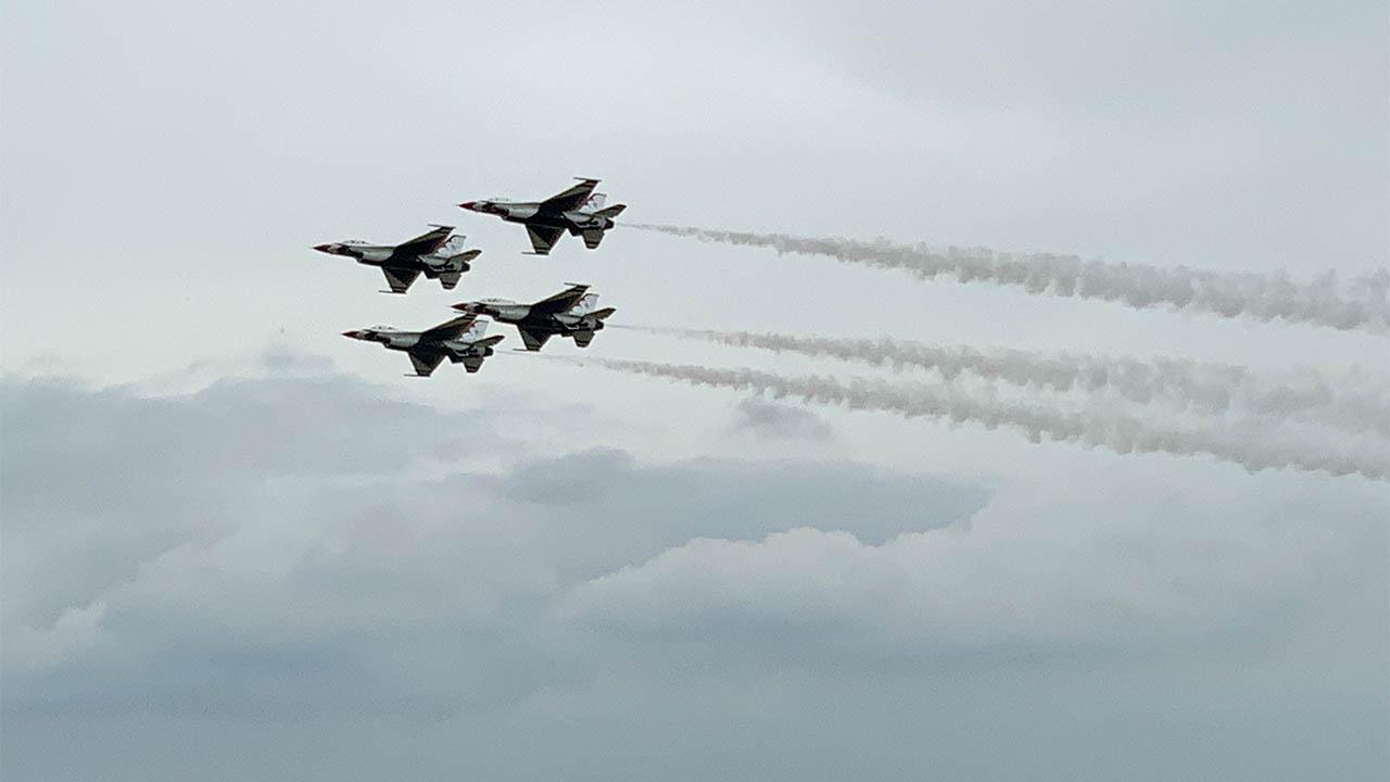 Dayton Air Show 6