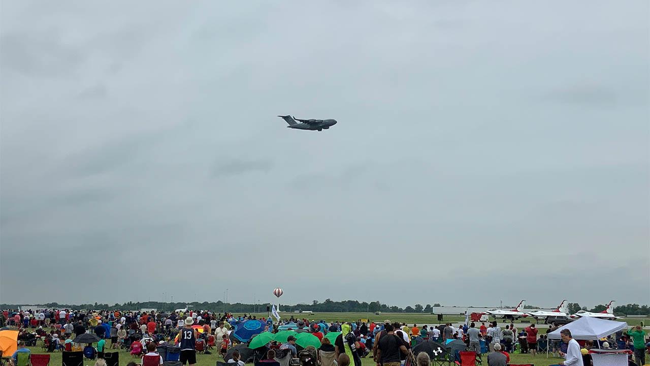 Dayton Air Show 7