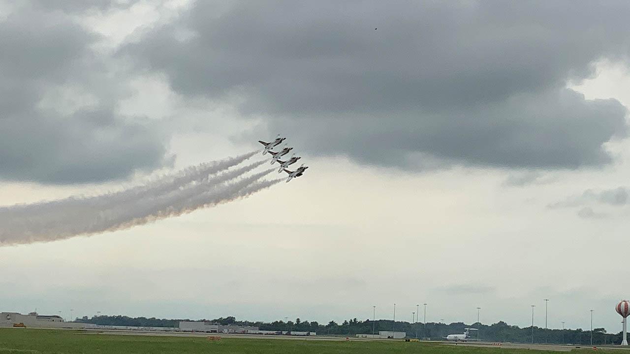 Dayton Air Show 8