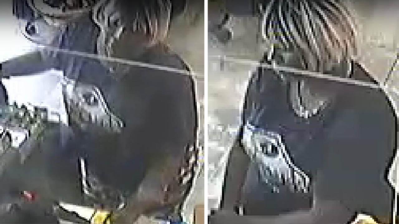 Dayton theft suspect