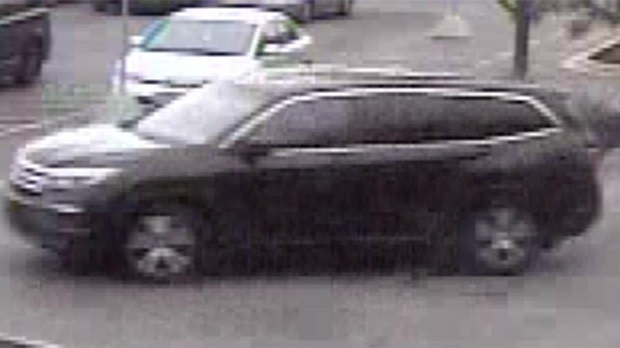 KPD suspect vehicle