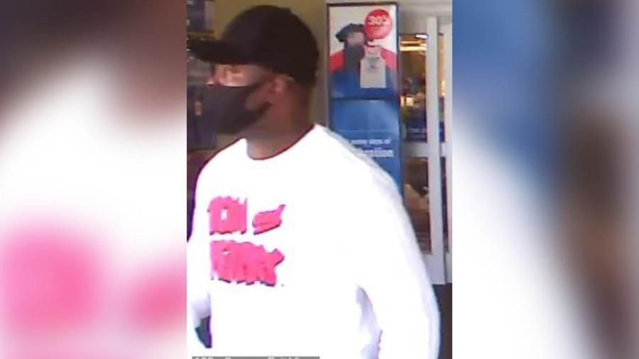 Kettering credit card theft suspect 3
