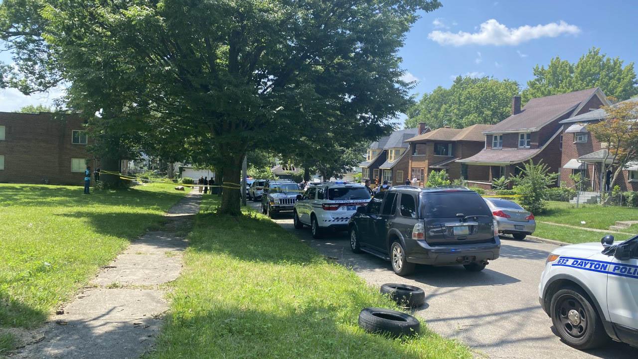 Dayton Police Rockford Place
