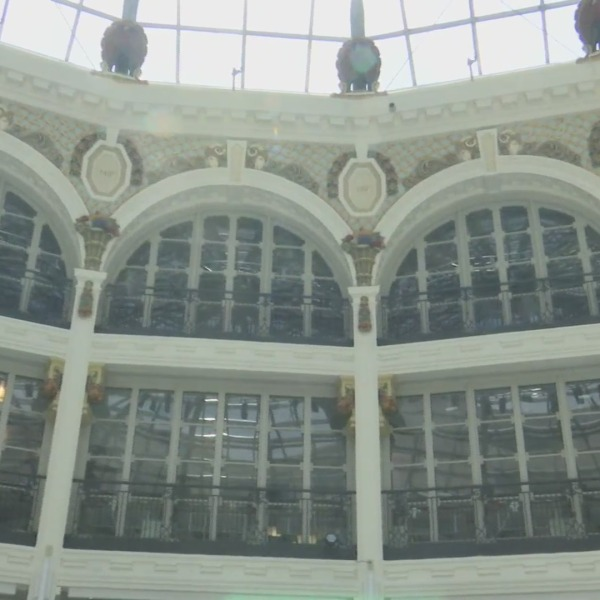 Dayton Arcade rotunda