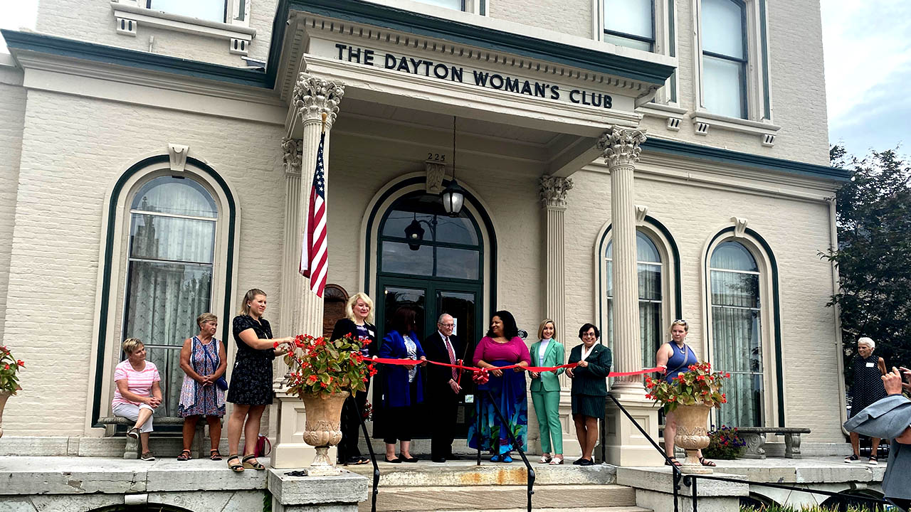 8-25 Dayton Womens Club Open