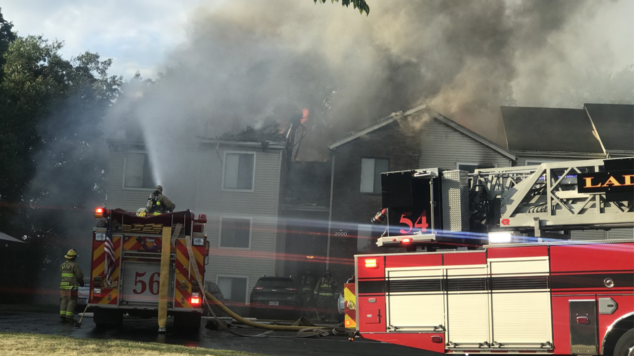 West Carrollton fire