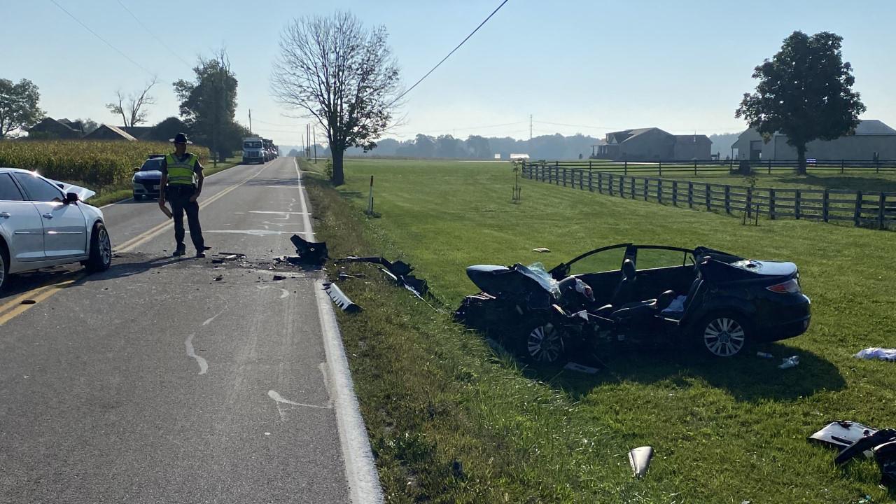 Centerville Road crash