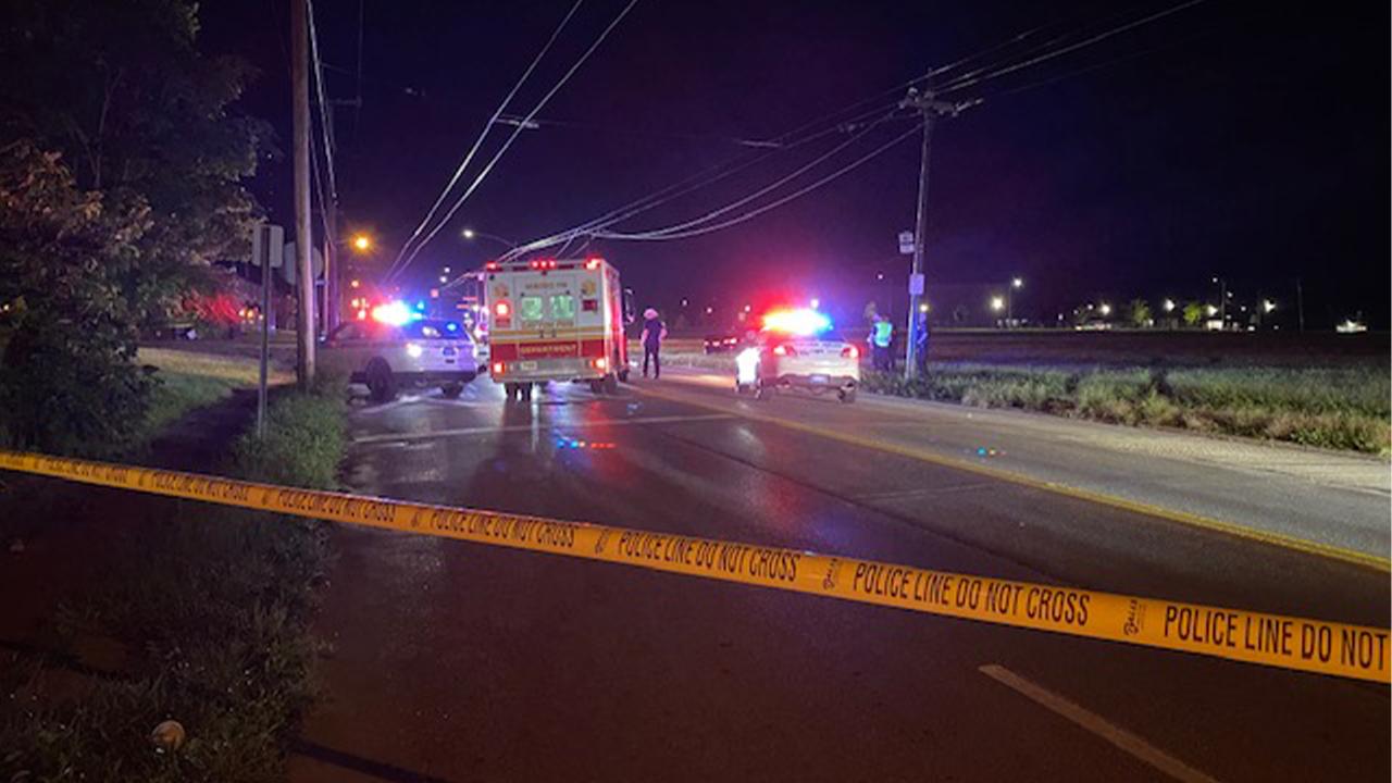 Germantown crash
