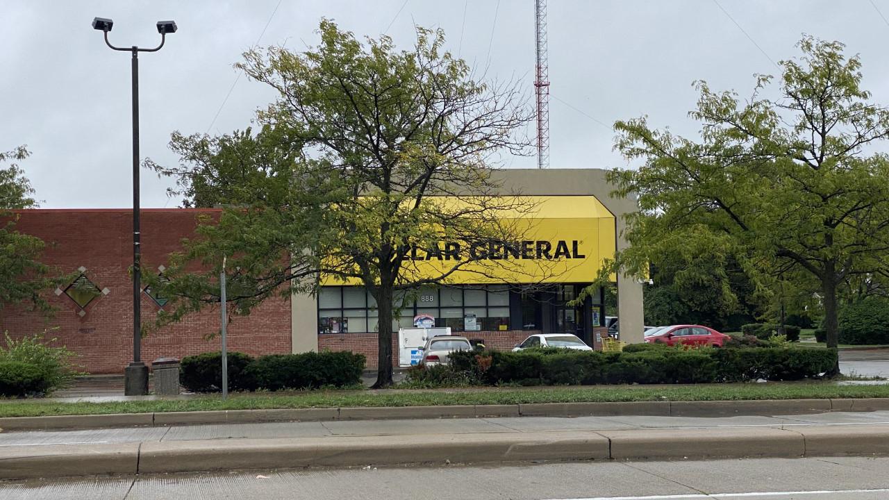 Dollar General Ingram Street