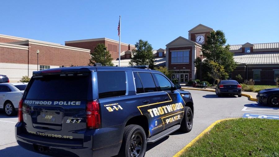 Trotwood-Madison High School lockdown