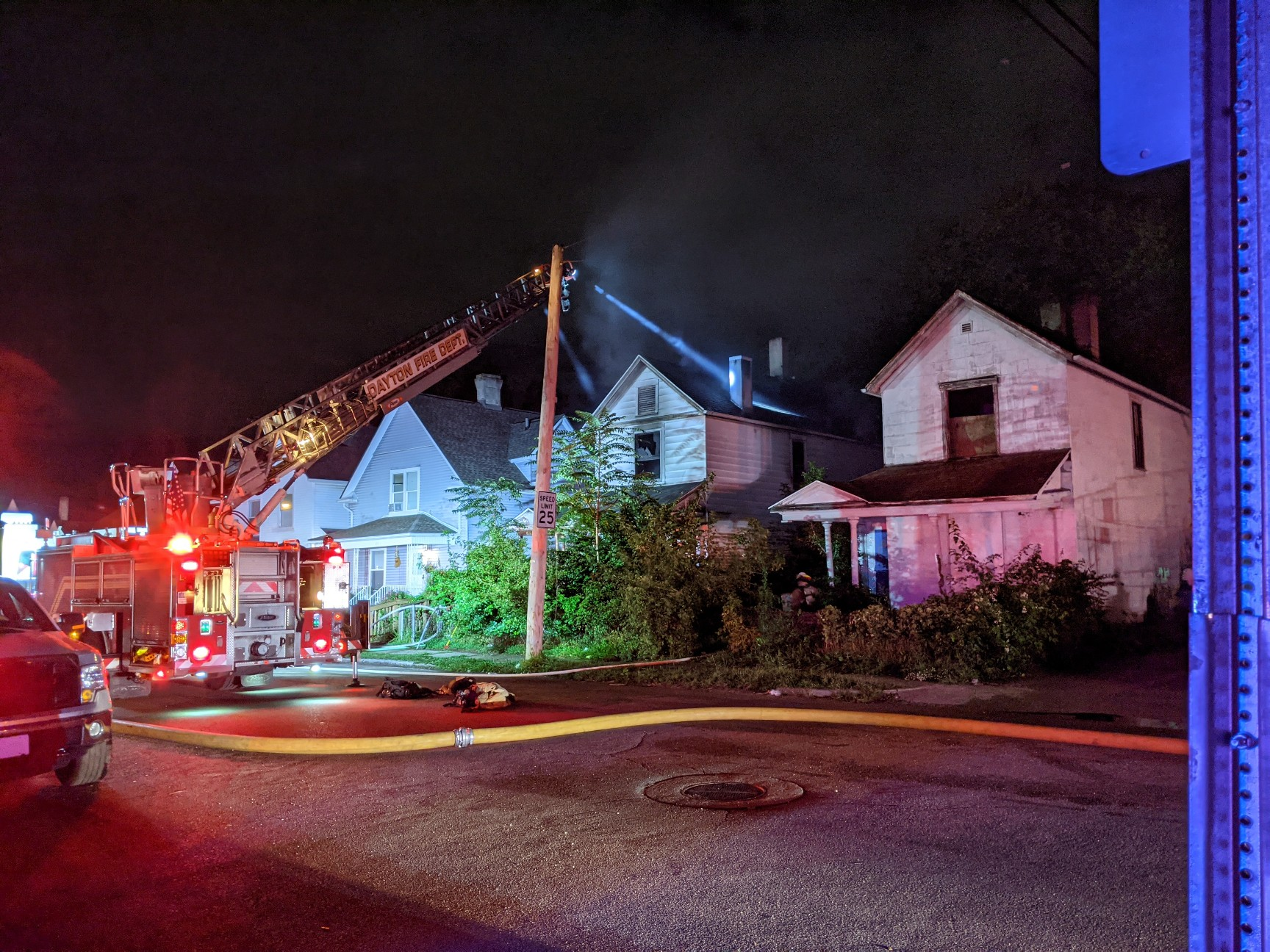 vacant fire Monmouth