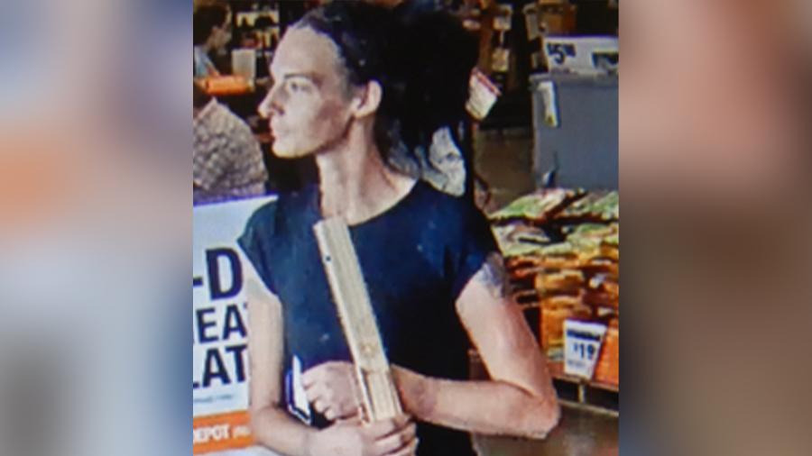 Miamisburg PD suspect
